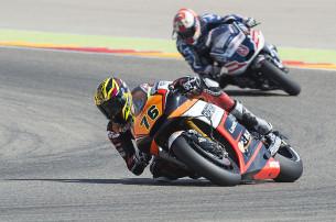 Гонка MotoGP Гран-При Арагона 2015 0709645
