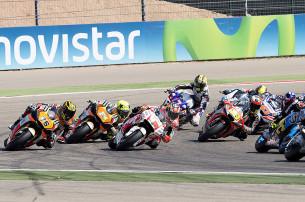 Гонка MotoGP Гран-При Арагона 2015 0709648