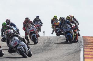 Гонка MotoGP Гран-При Арагона 2015 0709652