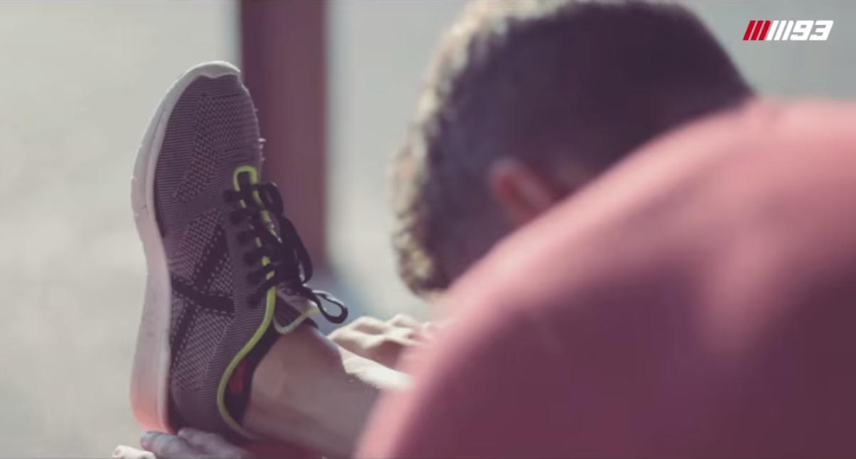 Видео: Тренировка Марка Маркеса