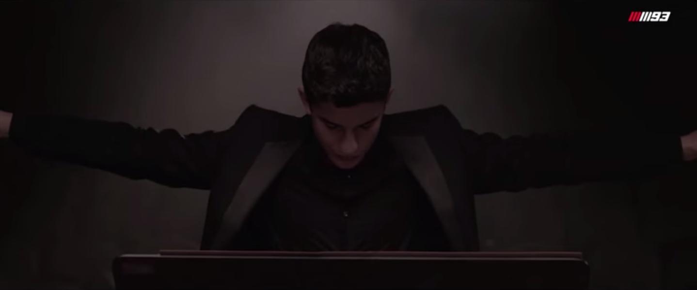 Видео: Марк Маркес - дирижер