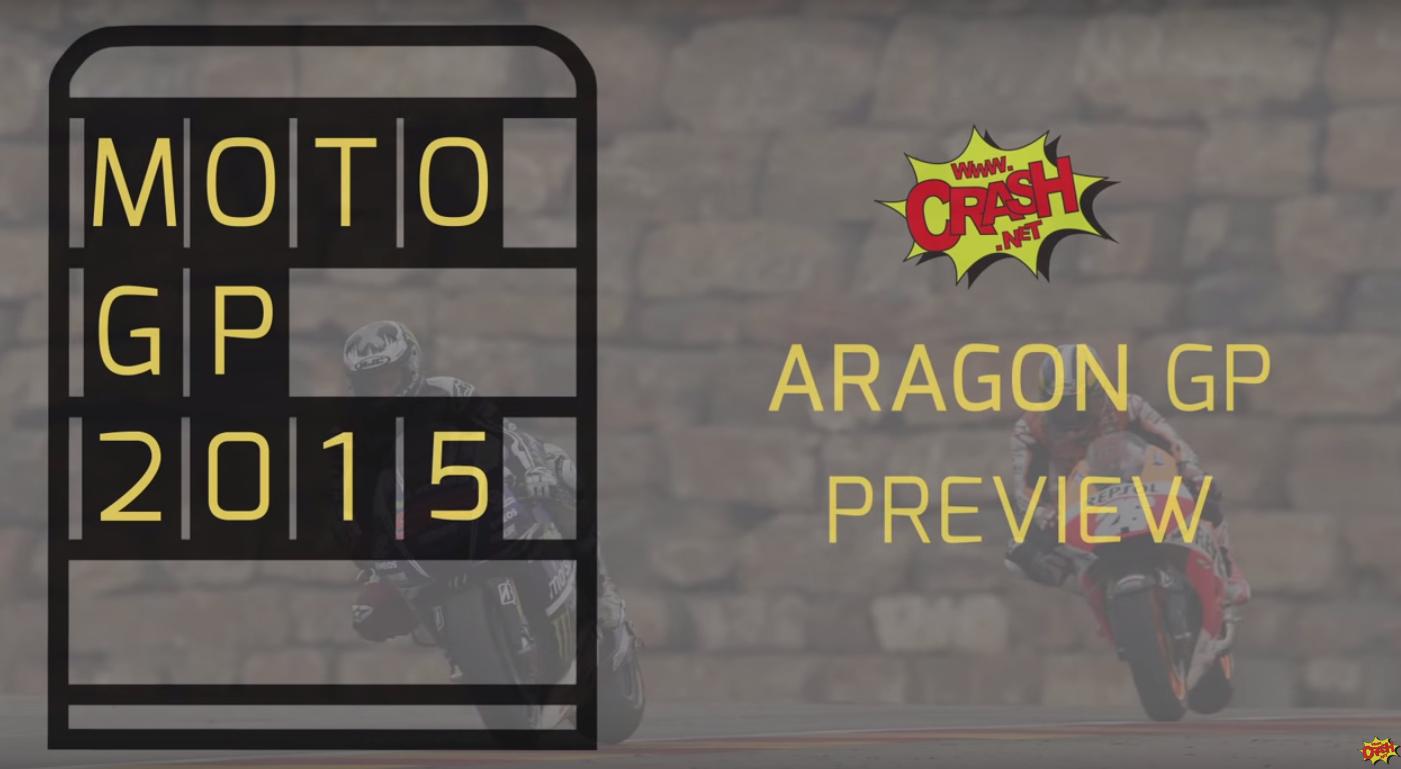 #AragonGP: Факты и числа в преддверии Гран-При Арагона 2015 (видео)