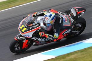 Гонка Moto2 Гран-При Австралии 20150714946