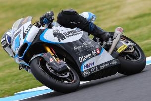 Гонка Moto2 Гран-При Австралии 20150714955