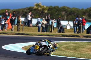 Гонка Moto2 Гран-При Австралии 20150714957