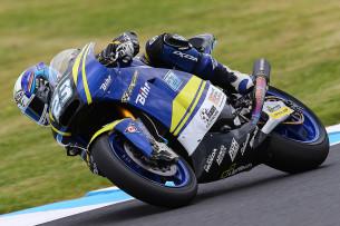 Гонка Moto2 Гран-При Австралии 20150715132