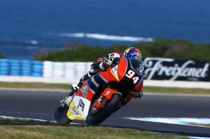 Гонка Moto2 Гран-При Австралии 20150715377