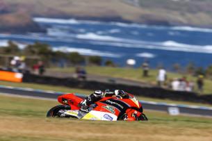 Гонка Moto2 Гран-При Австралии 20150715379