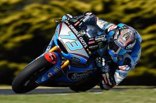 Гонка Moto2 Гран-При Австралии 20150715386