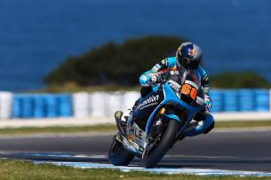 Гонка Moto2 Гран-При Австралии 20150715410