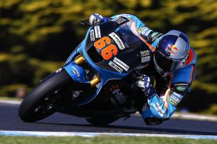 Гонка Moto2 Гран-При Австралии 20150715411