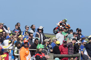 Гонка Moto2 Гран-При Австралии 20150715651