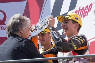 Гонка Moto2 Гран-При Австралии 20150715658