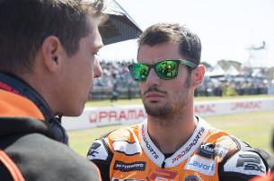 Гонка Moto2 Гран-При Австралии 20150715659