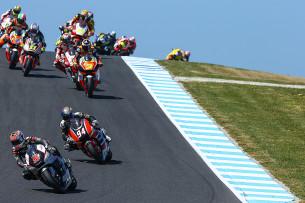 Гонка Moto2 Гран-При Австралии 20150715738
