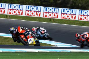 Гонка Moto2 Гран-При Австралии 20150715739