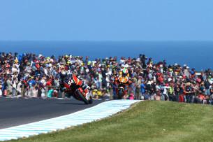 Гонка Moto2 Гран-При Австралии 20150715740