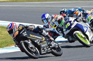 Гонка Moto2 Гран-При Австралии 20150715748