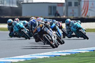 Гонка Moto2 Гран-При Австралии 20150715750