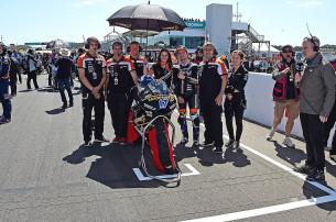 Гонка Moto2 Гран-При Австралии 20150715751