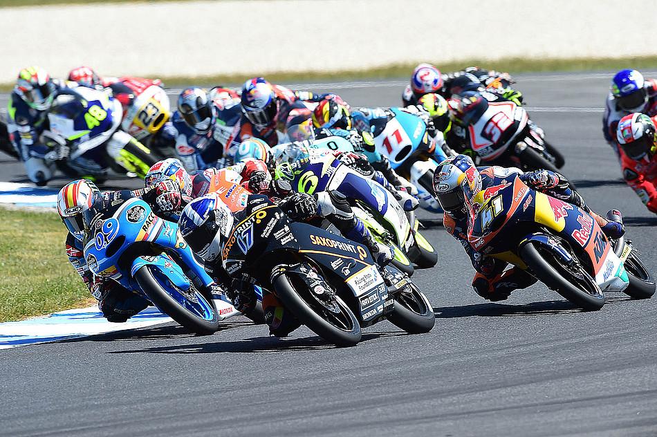 Гонка Moto2 Гран-При Австралии 20150715752