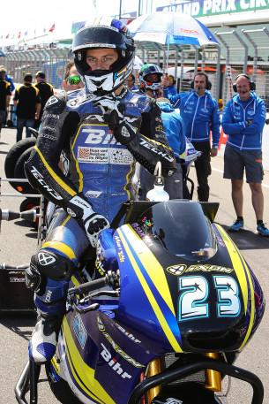 Гонка Moto2 Гран-При Австралии 20150715771