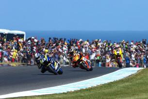 Гонка Moto2 Гран-При Австралии 20150715772