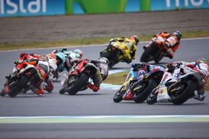 Гонка Moto2 Гран-При Японии 2015 0712965