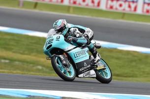 Гонка Moto3 Гран-При Австралии 20150715153