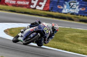 Гонка Moto3 Гран-При Австралии 20150715156