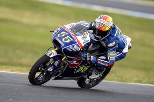 Гонка Moto3 Гран-При Австралии 20150715157