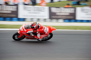 Гонка Moto3 Гран-При Австралии 20150715286