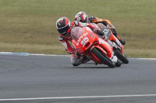 Гонка Moto3 Гран-При Австралии 20150715287