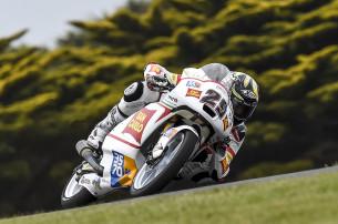 Гонка Moto3 Гран-При Австралии 20150715288