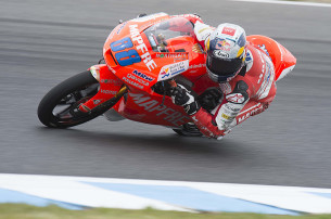 Гонка Moto3 Гран-При Австралии 20150715289