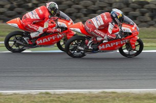 Гонка Moto3 Гран-При Австралии 20150715290