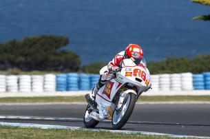 Гонка Moto3 Гран-При Австралии 20150715292