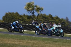 Гонка Moto3 Гран-При Австралии 20150715599