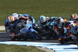 Гонка Moto3 Гран-При Австралии 20150715600