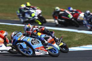 Гонка Moto3 Гран-При Австралии 20150715602