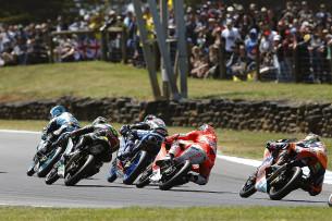 Гонка Moto3 Гран-При Австралии 20150715606