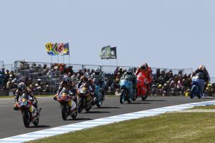 Гонка Moto3 Гран-При Австралии 20150715610