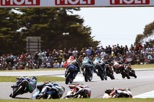 Гонка Moto3 Гран-При Австралии 20150715611
