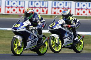 Гонка Moto3 Гран-При Австралии 20150715613