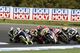 Гонка Moto3 Гран-При Австралии 20150715615