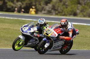 Гонка Moto3 Гран-При Австралии 20150715616