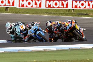 Гонка Moto3 Гран-При Австралии 20150715617