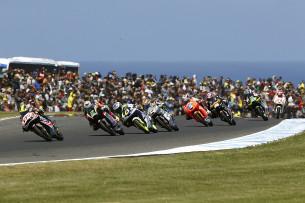 Гонка Moto3 Гран-При Австралии 20150715618