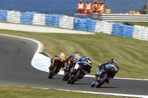 Гонка Moto3 Гран-При Австралии 20150715619