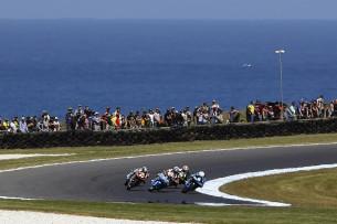 Гонка Moto3 Гран-При Австралии 20150715620